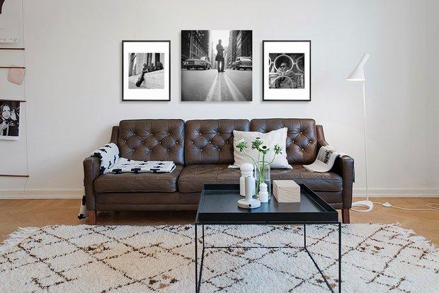 Фотография: Гостиная в стиле Современный, Декор интерьера, Декор, Декор дома, Современное искусство – фото на INMYROOM
