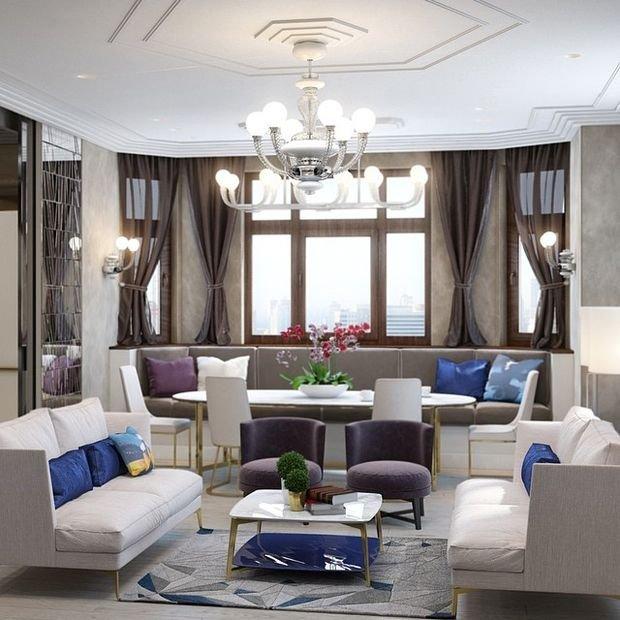Фотография: Гостиная в стиле Современный, Декор интерьера, Квартира, Дом – фото на INMYROOM