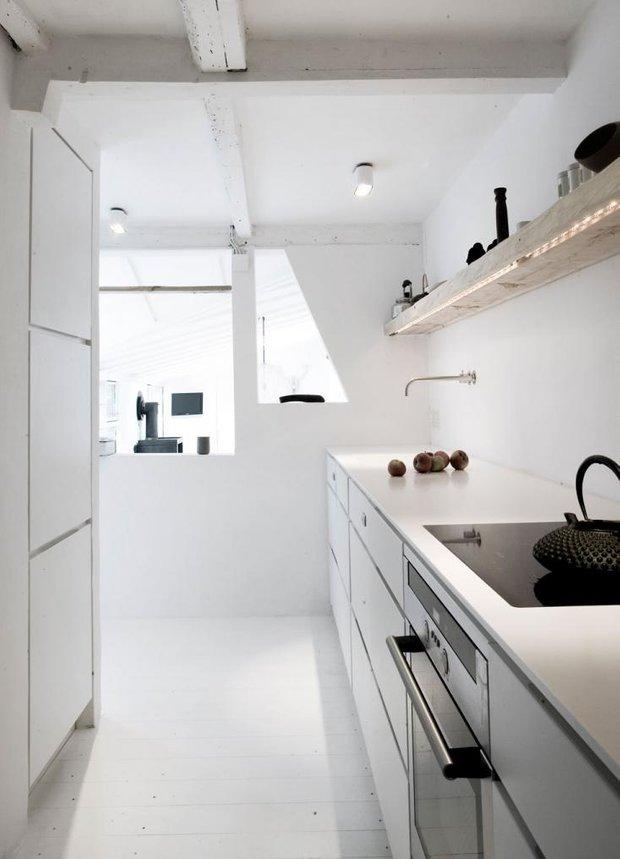 Фотография: Кухня и столовая в стиле Современный, Декор интерьера, Освещение, Мебель и свет – фото на INMYROOM