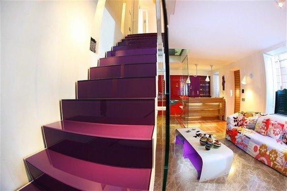 Фотография: Кухня и столовая в стиле Эко, Дом, Цвет в интерьере, Дома и квартиры – фото на INMYROOM