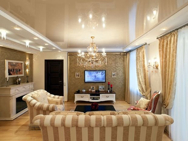 Фотография: Гостиная в стиле Классический, Декор интерьера, Квартира, Дом, Декор, Бежевый – фото на INMYROOM