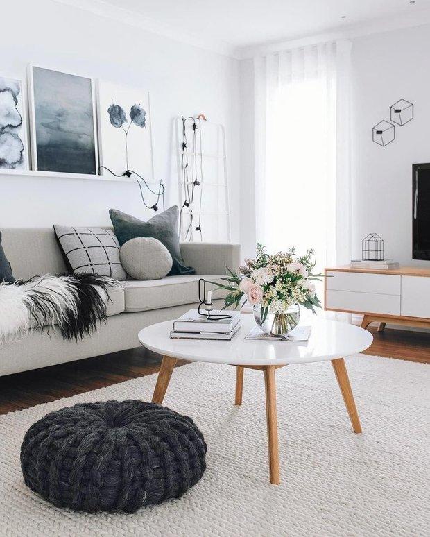 Фотография: Гостиная в стиле Современный, Советы, уборка, уборка квартиры – фото на INMYROOM