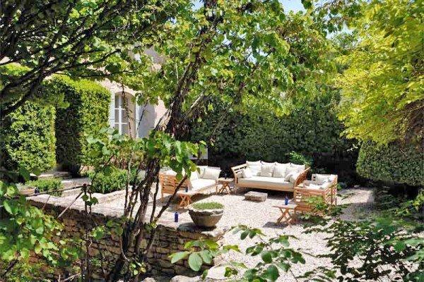 Фотография: Ландшафт в стиле Прованс и Кантри, Современный, Дом, Дома и квартиры, Прованс – фото на INMYROOM