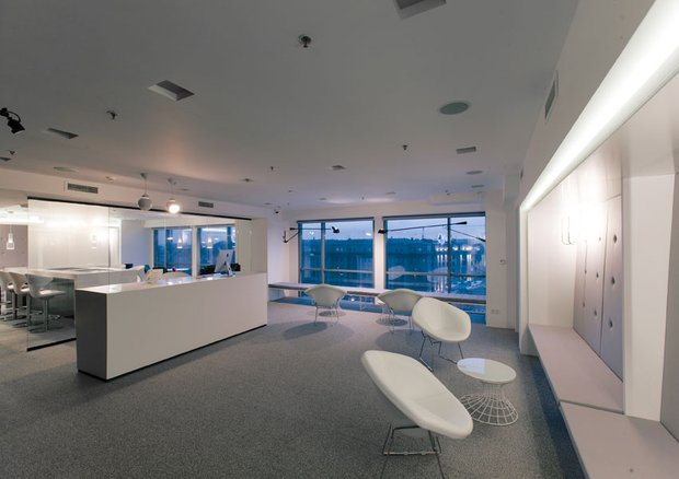 Фотография: Офис в стиле , Офисное пространство, Дома и квартиры – фото на InMyRoom.ru