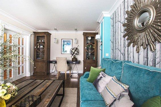Фотография: Гостиная в стиле Прованс и Кантри, Декор интерьера, Интерьер комнат – фото на InMyRoom.ru