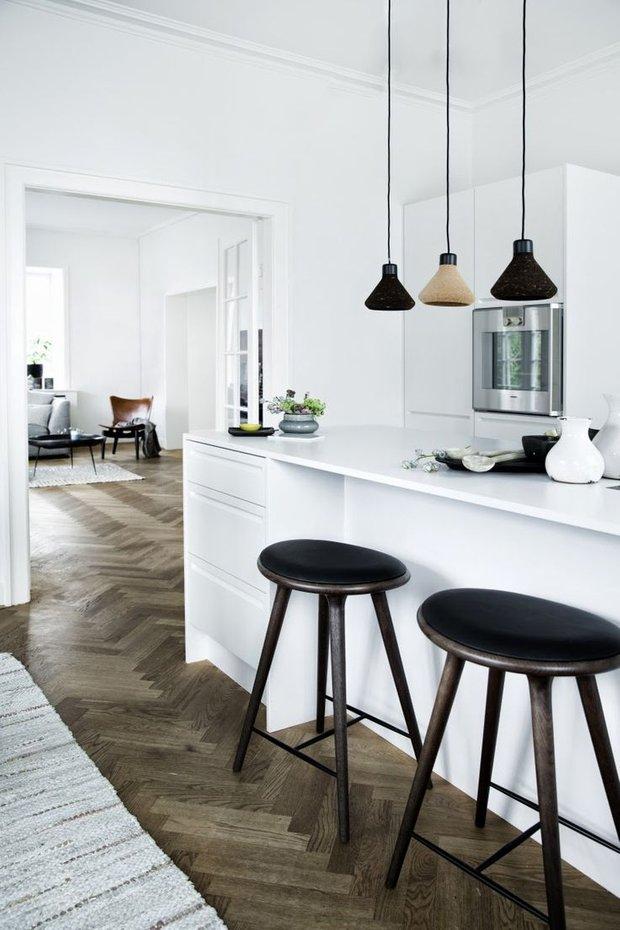 Фотография: Кухня и столовая в стиле Современный, Прочее, Ремонт на практике – фото на INMYROOM