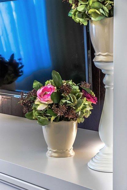 Фотография: Флористика в стиле , Гостиная, Спальня, Декор интерьера, Интерьер комнат – фото на InMyRoom.ru