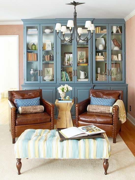 Фотография: Гостиная в стиле Прованс и Кантри, Декор интерьера, Декор дома – фото на INMYROOM