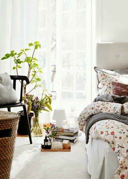 Фотография: Спальня в стиле Скандинавский, Декор интерьера, Дом, Декор, Декор дома – фото на INMYROOM