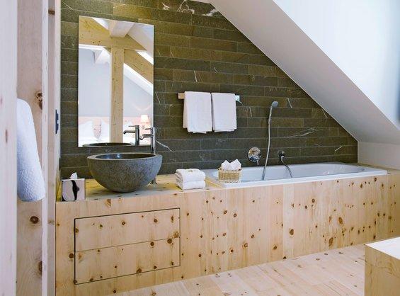 Фотография: Ванная в стиле Эко, Дом, Дома и квартиры – фото на INMYROOM