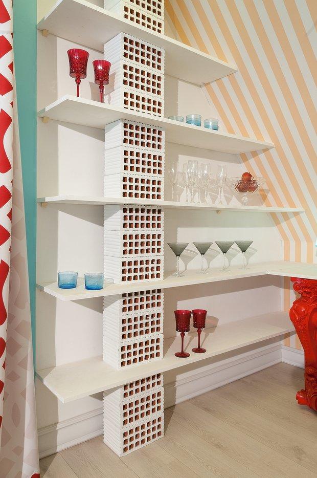 Фотография: Декор в стиле Эклектика, Квартира, Дома и квартиры – фото на INMYROOM
