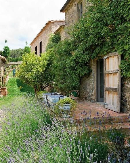 Фотография: Терраса в стиле Прованс и Кантри, Дом, Испания, Дома и квартиры, Современное искусство – фото на INMYROOM