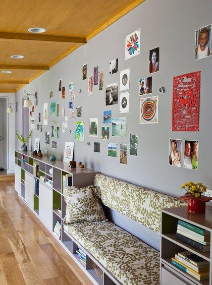 Фотография: Декор в стиле Современный, Декор интерьера, Декор дома, Цвет в интерьере, Обои – фото на INMYROOM