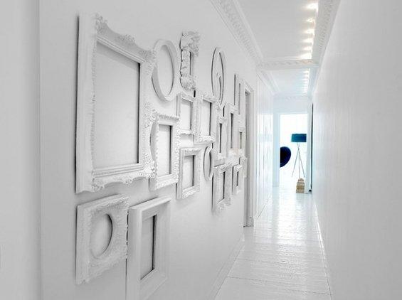 Фотография: Декор в стиле Скандинавский, Декор интерьера, DIY, Цвет в интерьере, Стиль жизни, Советы, Белый, Зеркала – фото на INMYROOM