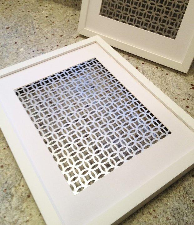 Фотография:  в стиле , Советы, как выбрать экран на батарею, как замаскировать батарею, декоративный экран на батарею – фото на INMYROOM