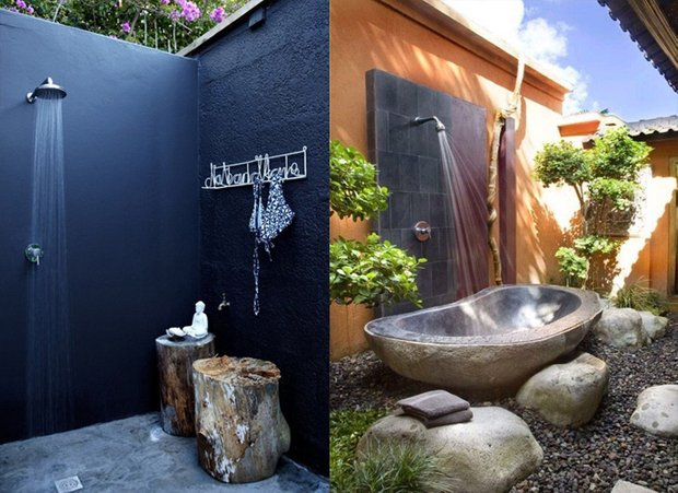 Фотография: Прочее в стиле , Ванная, Дом, Ландшафт, Стиль жизни, Дача – фото на INMYROOM