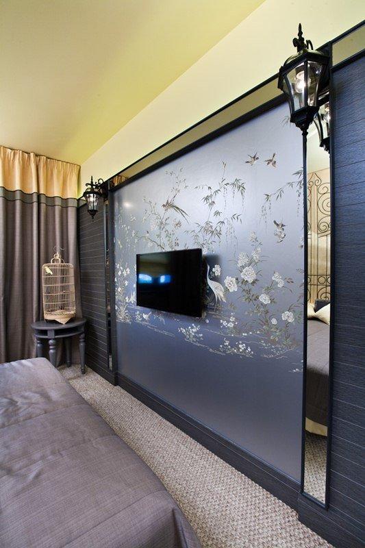 Фотография: Декор в стиле Классический, Современный, Спальня, Восточный, Эклектика, Интерьер комнат, Проект недели – фото на INMYROOM