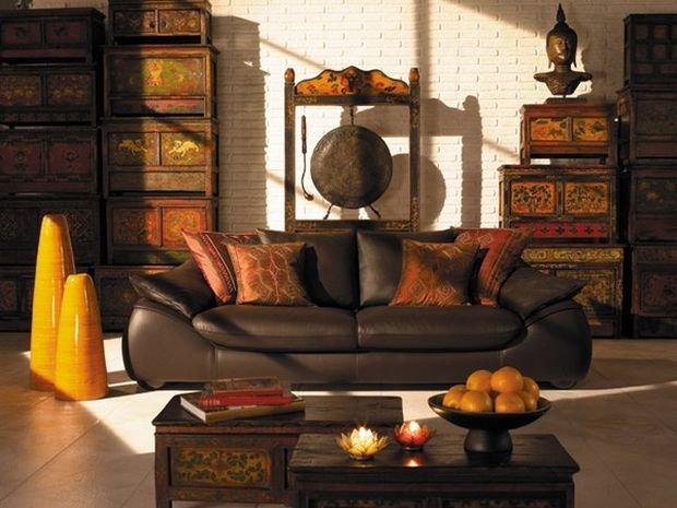 Фотография: Гостиная в стиле Восточный, Декор интерьера, Квартира, Дом, Декор, Особняк – фото на INMYROOM