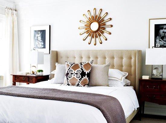 Фотография: Спальня в стиле Классический, Современный, Декор интерьера, Дом, Дома и квартиры, Неоклассика – фото на INMYROOM