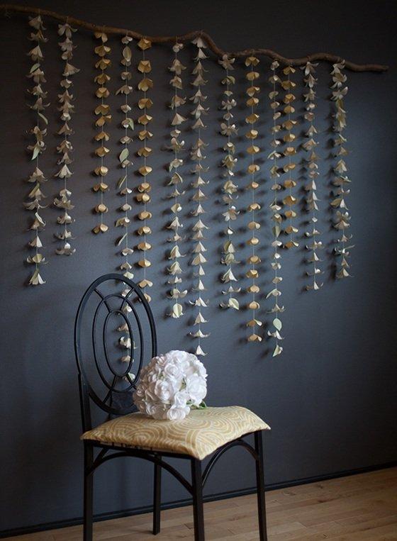 Фотография: Декор в стиле Современный, Декор интерьера, DIY, Дом, Гирлянда – фото на INMYROOM
