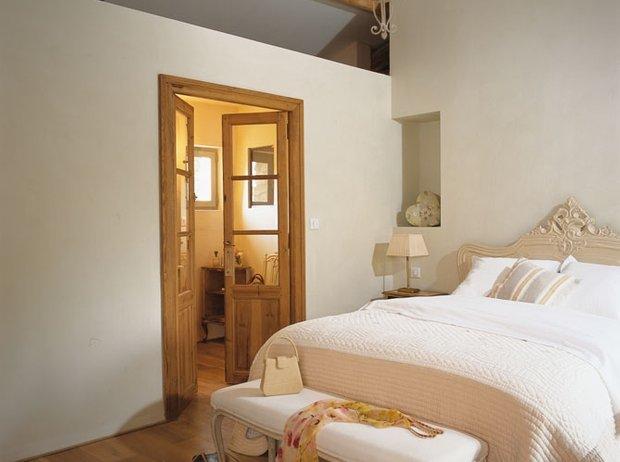 Фотография: Спальня в стиле Классический, Современный, Декор интерьера, Дом, Франция, Дома и квартиры, Прованс – фото на INMYROOM