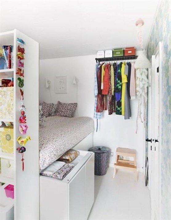 Фотография: Детская в стиле Скандинавский, Современный, Интерьер комнат, Системы хранения – фото на INMYROOM