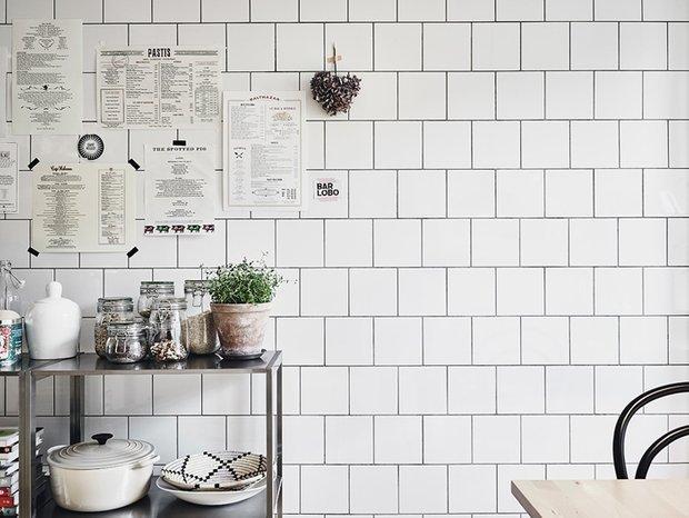 Фотография: Ванная в стиле Скандинавский, Декор интерьера, Квартира – фото на INMYROOM