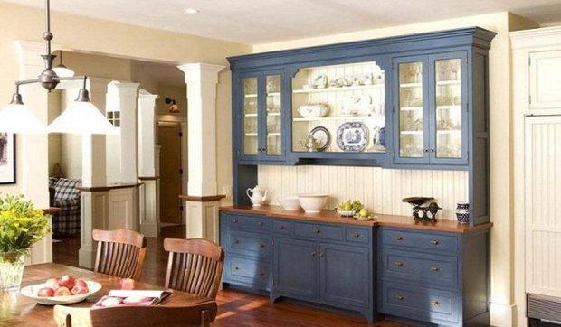 Фотография: Кухня и столовая в стиле Современный, Хранение, Стиль жизни, Советы, Буфет – фото на INMYROOM