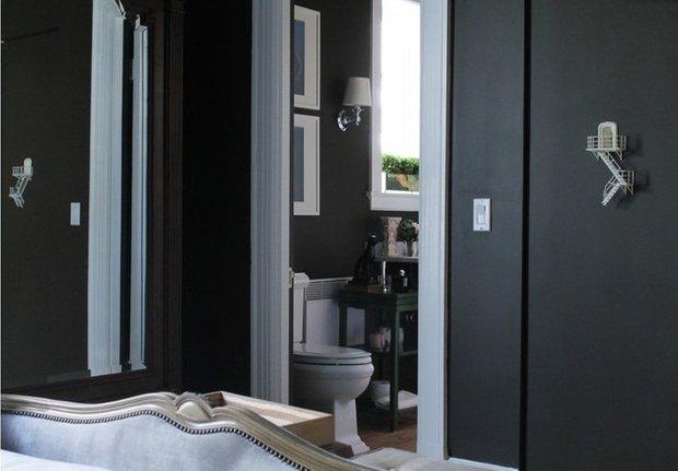 Фотография: Спальня в стиле Прованс и Кантри, Дом, Дома и квартиры, Перепланировка, Переделка – фото на INMYROOM