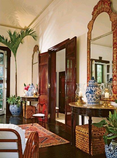 Фотография: Декор в стиле Прованс и Кантри, Классический, Современный, Дом, Дома и квартиры, Интерьеры звезд, Средиземноморский – фото на INMYROOM