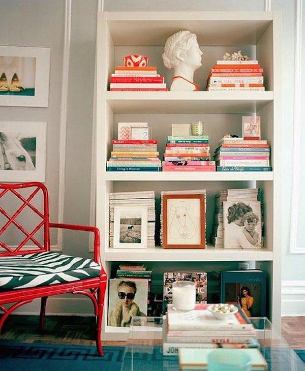 Фотография: Прочее в стиле , Декор интерьера, Декор дома, Стеллаж, Полки, Домашняя библиотека – фото на INMYROOM