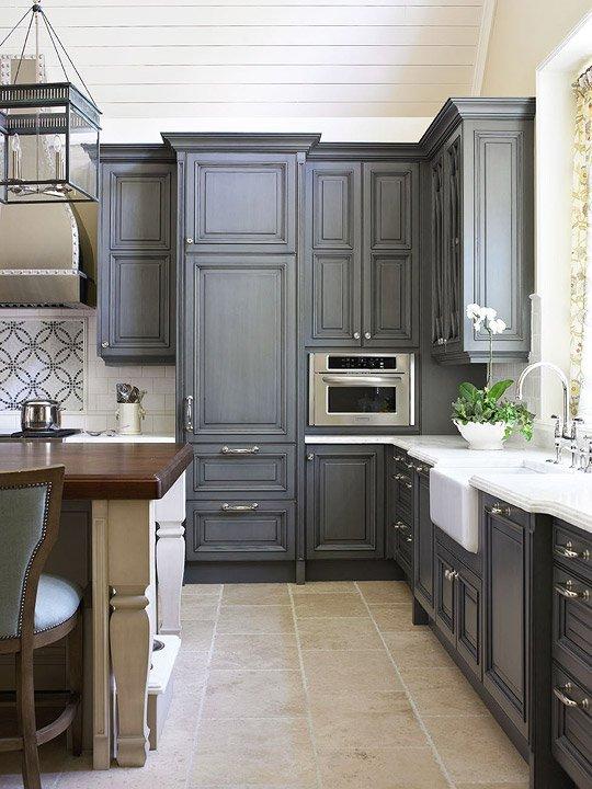 Фотография: Кухня и столовая в стиле Классический, Современный, Советы, Ремонт на практике – фото на INMYROOM