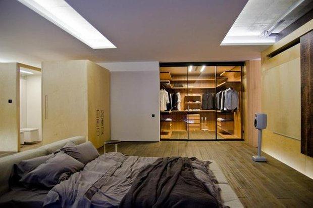 Фотография: Спальня в стиле Минимализм, Декор интерьера, Декор дома – фото на INMYROOM