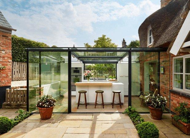 Фотография:  в стиле , Дом, Дом и дача, Англия – фото на INMYROOM