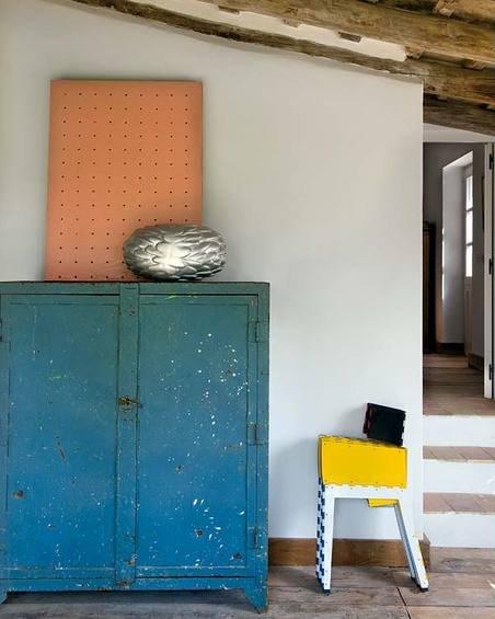 Фотография: Мебель и свет в стиле Прованс и Кантри, Скандинавский, Дом, Испания, Дома и квартиры, Современное искусство – фото на INMYROOM