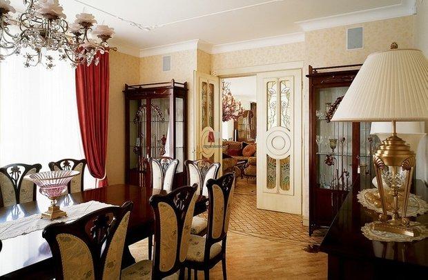Фотография: Кухня и столовая в стиле Классический, Дизайн интерьера – фото на INMYROOM