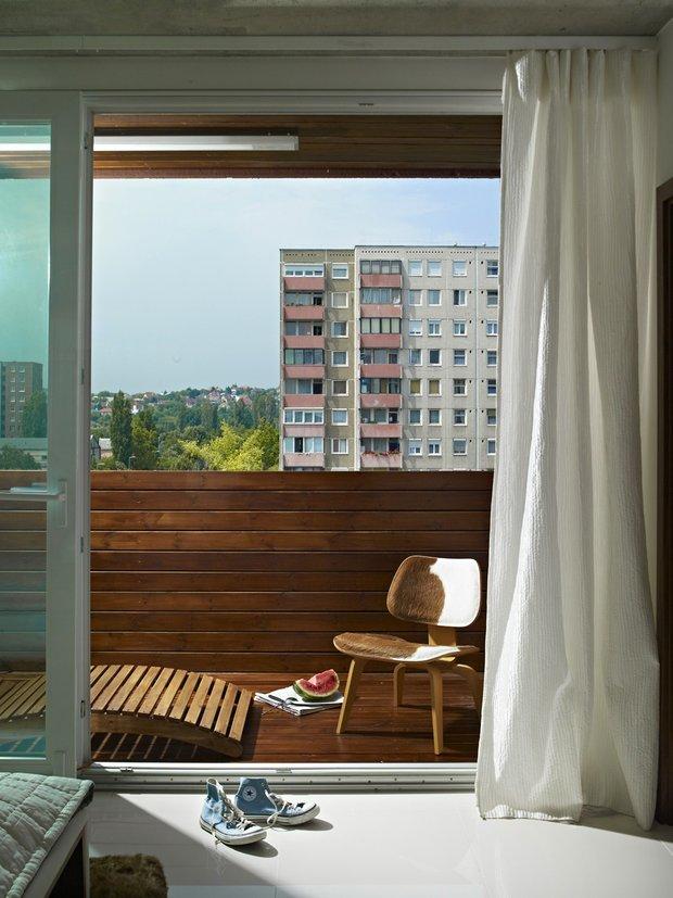 Фотография: Балкон, Терраса в стиле Современный, Советы, Ремонт на практике – фото на InMyRoom.ru