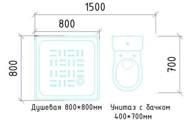 Фотография: Планировки в стиле , Ванная, Советы, Мария Лазич – фото на INMYROOM