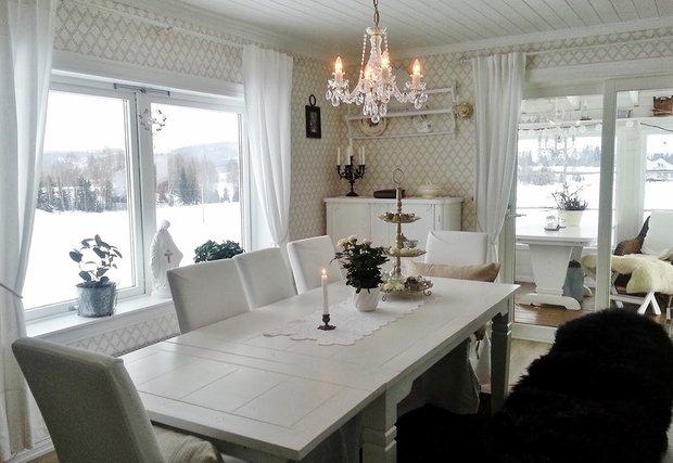 Фотография: Кухня и столовая в стиле , Скандинавский, Декор интерьера, Дом, Дома и квартиры, Проект недели – фото на INMYROOM