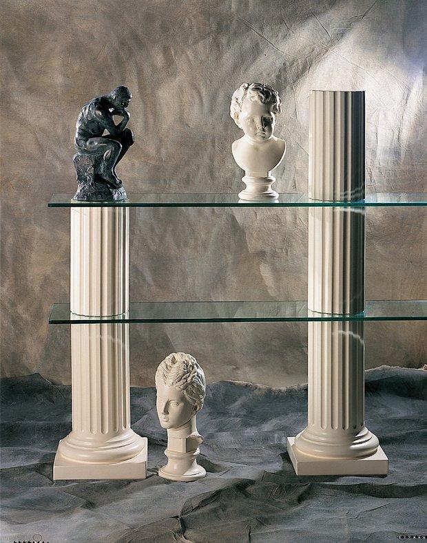 Фотография:  в стиле , Декор интерьера, гипс в интерьере, материал гипс, декор интерьера с помощью гипса – фото на INMYROOM