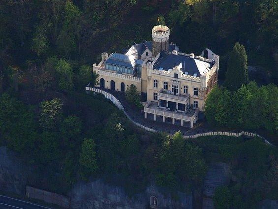 Фотография: Спальня в стиле Современный, Дом, Германия, Дома и квартиры, Замок – фото на INMYROOM