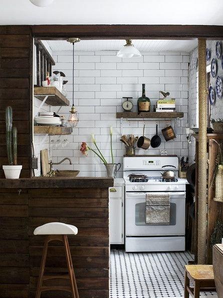 Фотография: Кухня и столовая в стиле Скандинавский, Декор интерьера, Дизайн интерьера, Цвет в интерьере – фото на INMYROOM
