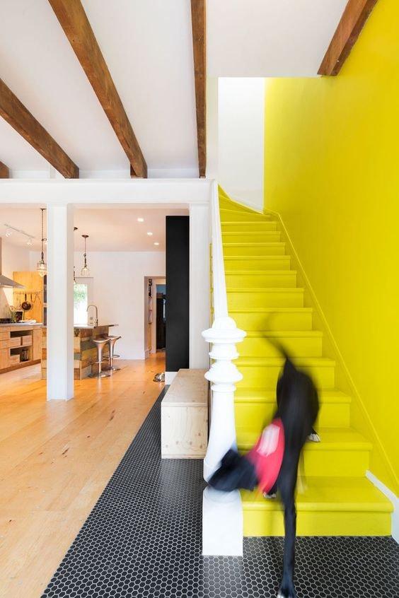 Фотография: Спальня в стиле Классический, Современный, Советы, Желтый, Виктория Тарасова – фото на INMYROOM