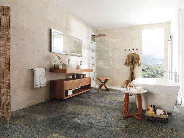 Фотография: Ванная в стиле Скандинавский, Восточный, Декор интерьера, Интерьер комнат – фото на INMYROOM