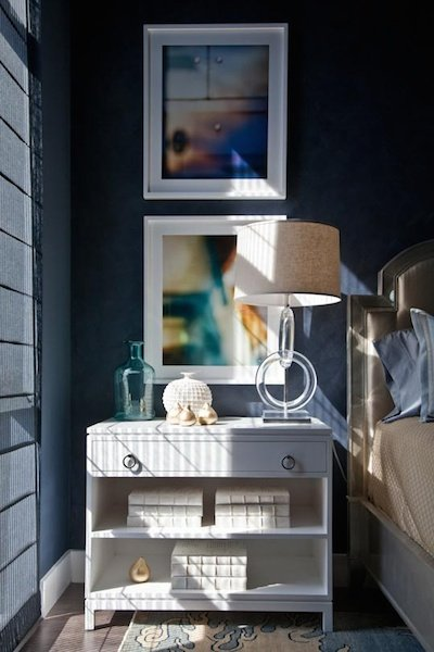 Фотография: Спальня в стиле Прованс и Кантри, Декор интерьера, Мебель и свет, Стол – фото на INMYROOM