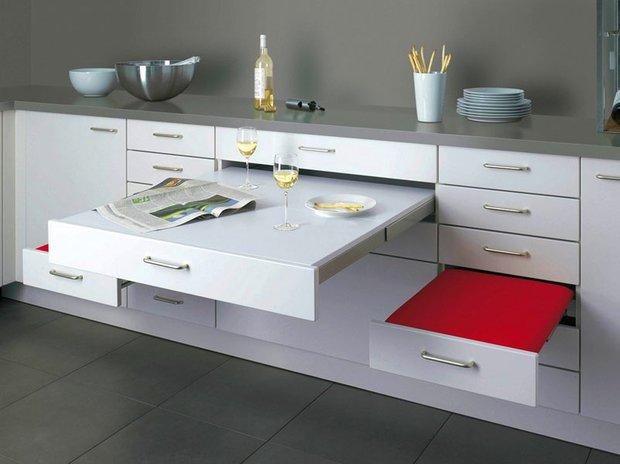 Фотография: Прочее в стиле , Кухня и столовая, Интерьер комнат, Обеденная зона – фото на INMYROOM