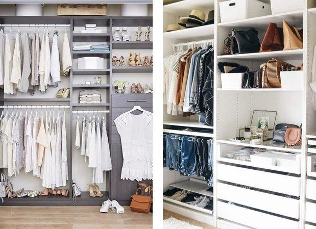 Фотография:  в стиле , Советы, Гардероб, хранение, расхламление, разбор гардероба – фото на INMYROOM
