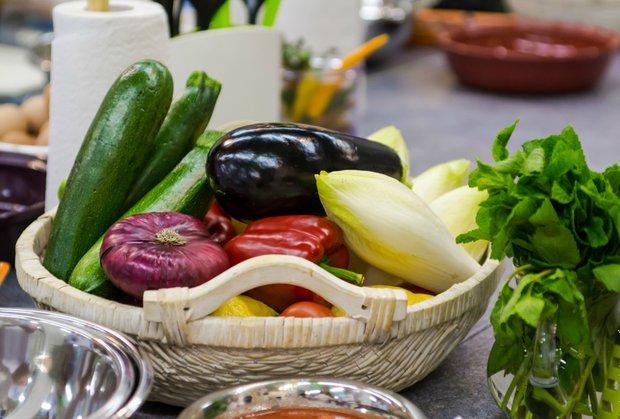 Фотография:  в стиле , Завтрак, Обед, Ужин, Перекусить, Закуска, Тушение, Жарить, Закуски, Французская кухня, Кулинарные рецепты, 30 минут – фото на INMYROOM