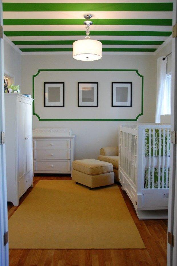 Фотография: Детская в стиле Прованс и Кантри, Декор интерьера, Дизайн интерьера, Цвет в интерьере – фото на INMYROOM