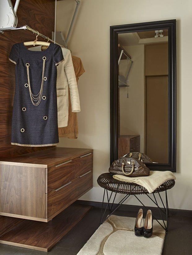 Фотография:  в стиле , Квартира, Проект недели – фото на INMYROOM